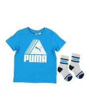 Sets - Graphic Tee & Sock Set (4-7)-2315544