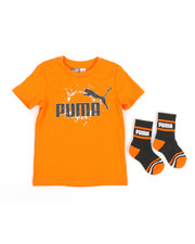 Sets - Graphic Tee & Sock Set (4-7)-2315539