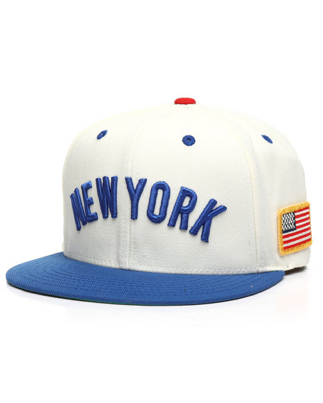 American Needle - New York Rangers Snapback Hat