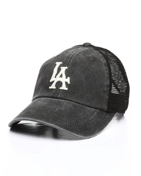 American Needle - LA Raglan Bones Dad Hat
