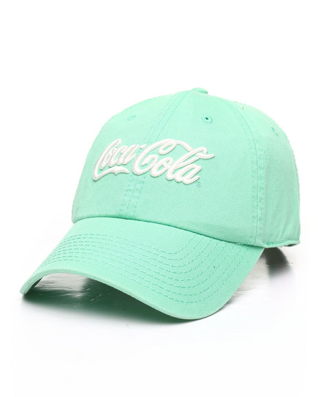 American Needle - Coca Cola Washed Slouch Dad Hat