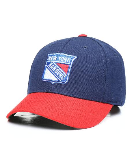 American Needle - New York Rangers Tradition Dad Hat