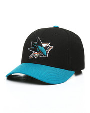 American Needle - San Jose Sharks Tradition Dad Hat-2312833
