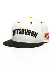 American Needle - Pittsburgh Penguins Snapback Hat-2312710