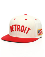NHL Shop - Detroit Red Wings Snapback Hat-2312709