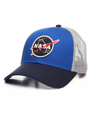 American Needle - Roughage NASA Mesh Trucker Hat-2311990