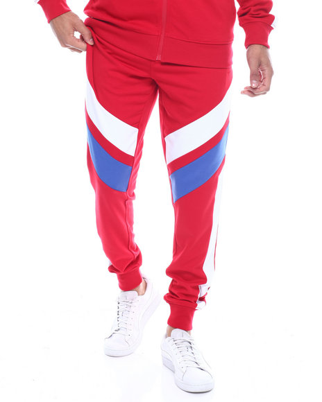 Buyers Picks - COLOR BLOCK TECH FLEECE JOGGER