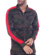 Buyers Picks - CAMO TRACK JACKET-2316804