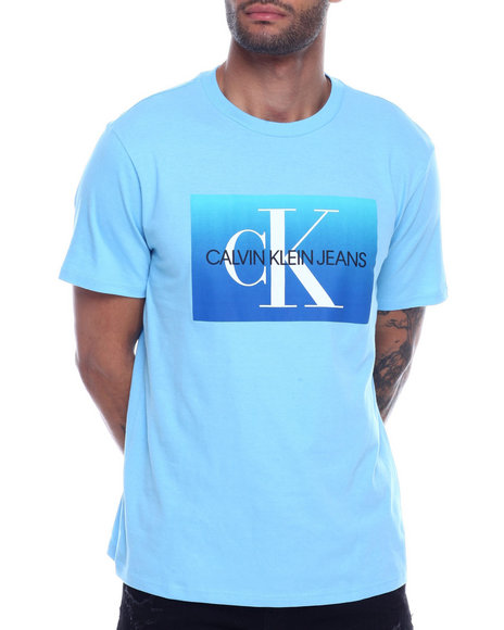 Calvin Klein - ombre heritage bx logo tee