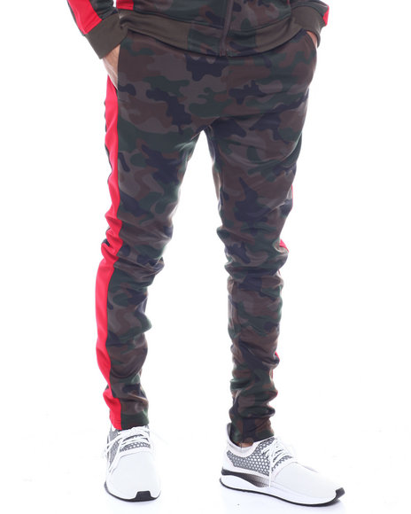 Buyers Picks - CAMO TRACK PANT