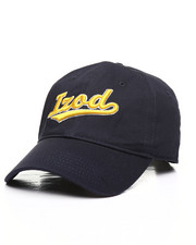Izod - Izod Chain Stitch Logo Dad Hat-2314337