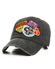 American Needle - Kiss Iconic Dad Hat-2312690