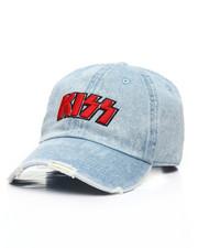 American Needle - Kiss Round Up Denim Dad Hat-2312686