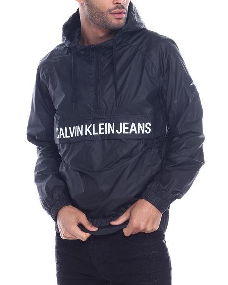 Calvin Klein - twill anorak