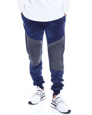 Jeans & Pants - Two Tone Joggers-2316868