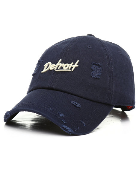 American Needle - Detroit Shred Dad Hat