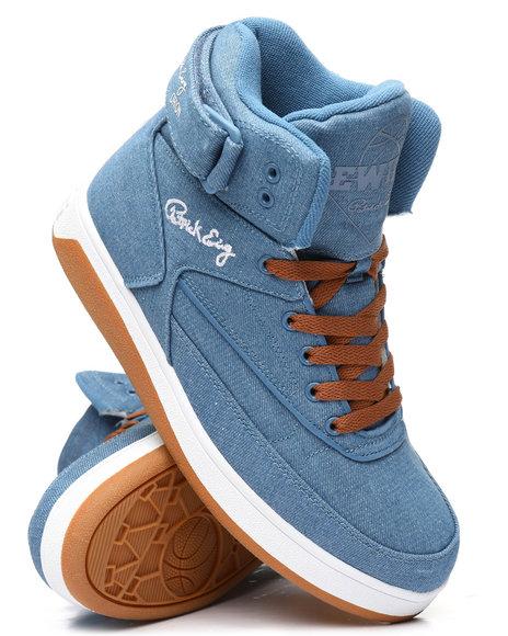 EWING - Ewing Orion Denim Gum Sneakers