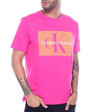 Calvin Klein - gradient stripe box logo tee-2316605