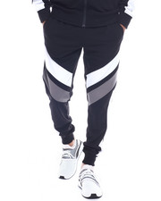 Buyers Picks - COLOR BLOCK TECH FLEECE JOGGER-2316913