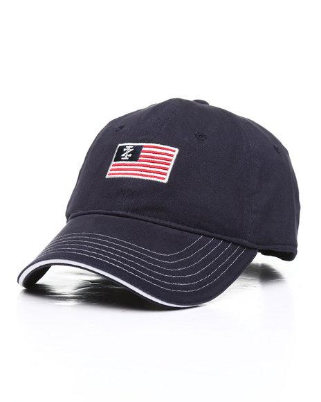Izod - Americana Flag Iz Patch Dad Hat