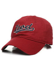 Izod - Izod Chain Stitch Logo Dad Hat-2314339