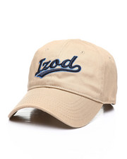 Izod - Izod Chain Stitch Logo Dad Hat-2314338
