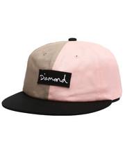 Diamond Supply Co - Split Script 2 Pan Strapback Hat-2316164
