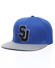 Sean John - Sean John Chenille Snapback Hat-2314528