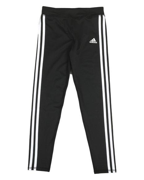 Adidas - Adidas 3-Stripes Leggings (7-16)