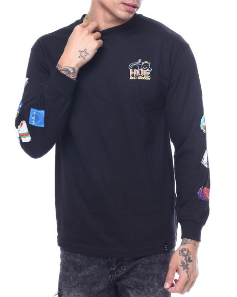 2fd46d47c1 Buy BODEGA LS TEE Men s Shirts from HUF. Find HUF fashion   more at ...