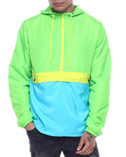 Buyers Picks - NEON ICE GREEN WINDBREAKER-2318023