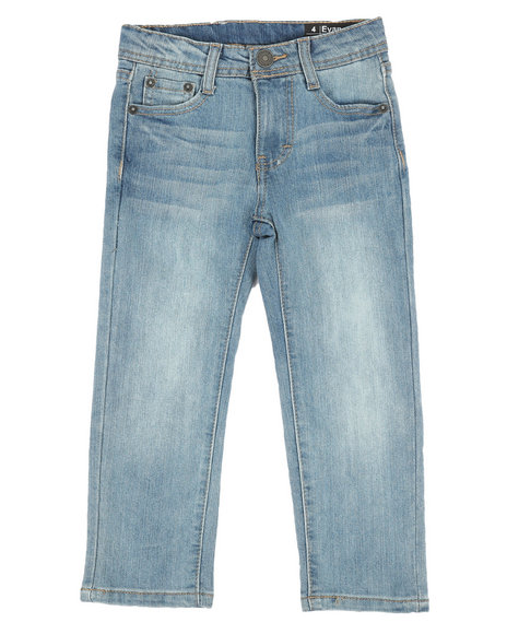 Buffalo - 5 Pocket Skinny Fit Denim Jeans (4-7)
