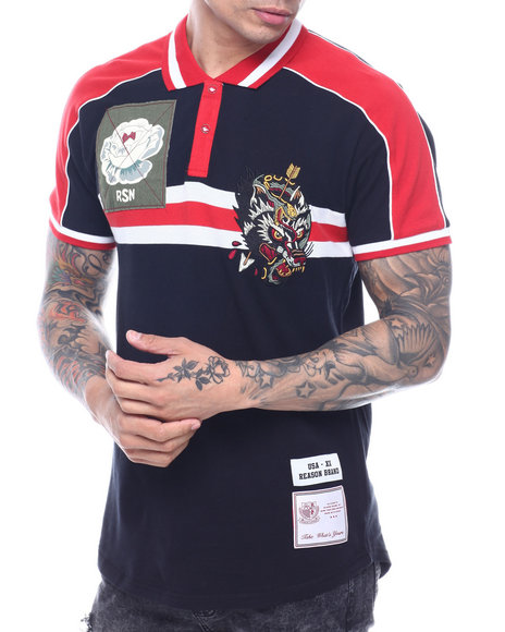 Reason - WOLFPACK POLO