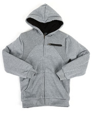 NOTHIN' BUT NET - Sherpa Lined Fleece Jacket (8-20)-2315658