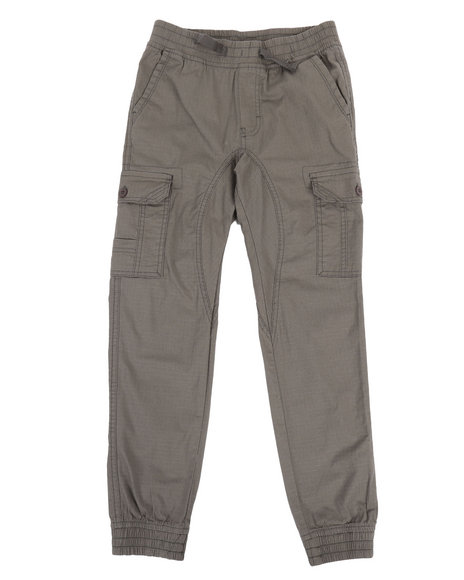 Southpole - Stretch Ripstop Cargo Joggers (8-20)