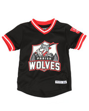 Boys - V-Neck Poly Jersey (4-7)-2314983