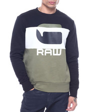 G-STAR - Colorblock G Raw Sweatshirt-2317273