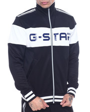 G-STAR - Alchesai slim track jacket-2317221