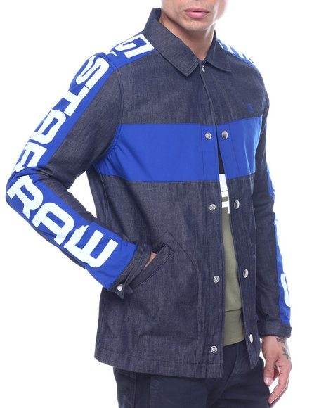 G-STAR - Setscale pm coach overshirt