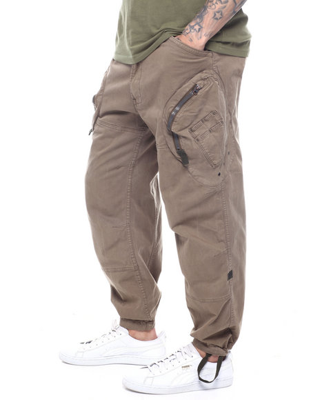 G-STAR - Rovic 3d airforce relaxed pant