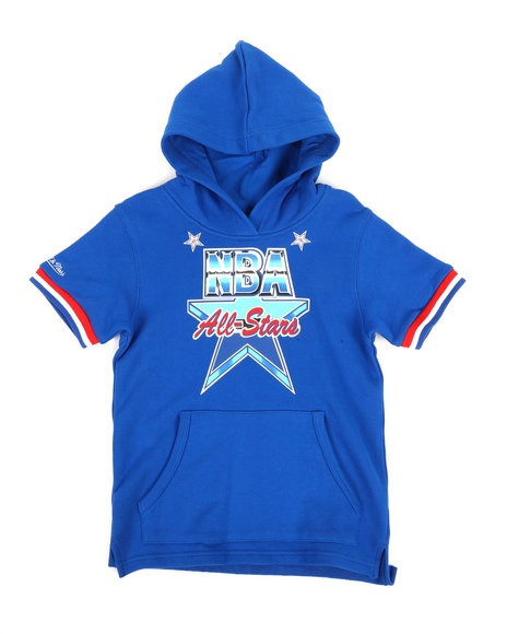 Mitchell & Ness - French Terry Hoodie (8-20)