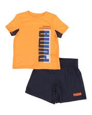 Puma - Performance Tee & Shorts Set (2T-4T)-2313650