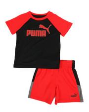 Puma - Performance Tee & Shorts Set (2T-4T)-2313147