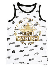 Boys - All Over Printed Tank Top (8-20)-2316479