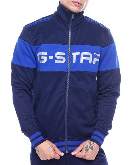 G-STAR - Alchesai slim track jacket