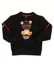 Arcade Styles - Sweatshirt W/ Embroidery Patch (2T-4T)-2313777