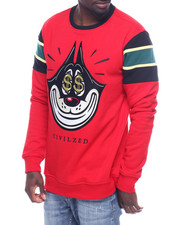 Sweatshirts & Sweaters - Cash Cat Crewneck Sweatshirt-2318063