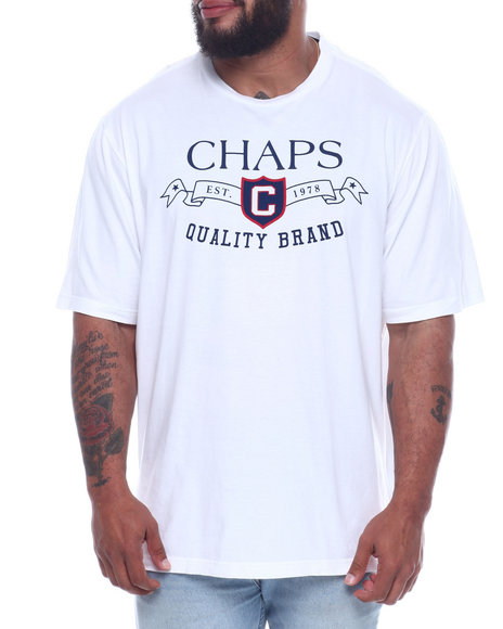 Chaps - Chaps Iconic Graphic Tee (B&T)