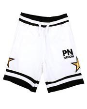 Bottoms - Basketball Shorts (4-7)-2316360