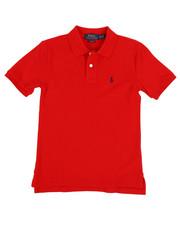 Polo Ralph Lauren - Basic Mesh Polo (8-20)-2316269